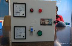 Single Phase Control Panel by Pragati Agencies