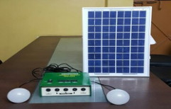 Solar Home Light System by River Energies Pvt. Ltd.