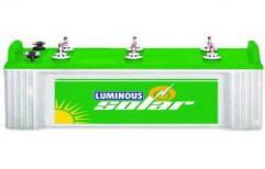Solar Tubular Battery by QBX Energy Corporation