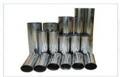 Stainless Steel Pipe by Om Industries