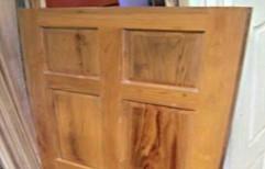 Teek Wood Door by SRI Haritha Glass & Plywoods