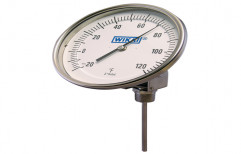 Thermowell Temperature Gauge by Industrial Pumps & Instrument Company