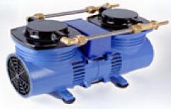 TID-75-P Portable Vacuum Pumps by Technics Incorporation
