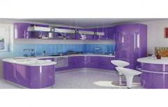 Trendy Modular Kitchen by R K Interior