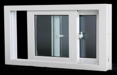 UPVC Window Profile by Majesta Modulars Private Limited
