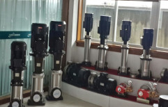 Vertical HP Pump, Sump Pump, Sewerage Pump by Oasis Ultratech Private Limited
