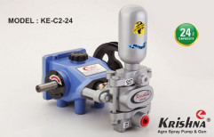 24 L Plunger Pump by Krishna Engineering
