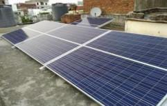 2KW Solar Power Plant by Eco World Solar