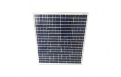 40 Watt Polycrystalline Solar Panel by Energy Saving Consultancy
