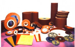 Abrasives (Coated, Bonded, Non-Woven) Rolls, Belts, Wheels by Capital Mill Store
