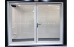 Aluminium Door by Kuchchal International