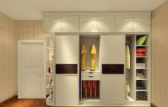 Bedroom Wardrobe by Q Rich Interior
