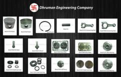 Bock F4 Compressor Spares by Dhruman Engineering Company
