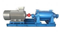 Boiler Contested Pump by Charles Engineering Enterprises