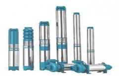 Borewell Submersible Pump Set by Delta Pump Industries