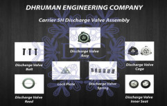 Carrier 5H Discharge Valve Assembly by Dhruman Engineering Company