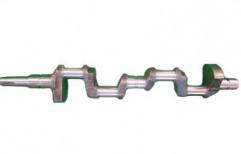 Carrier Compressor Crankshaft by Dhruman Engineering Company