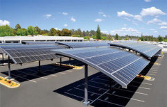 Commercial Solar Panel by Kuber Solar Power Technologies(Division Of Radha Indl.corrosion Controllers)