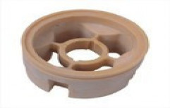 Swastik Double-Suction Noryl CRI Pump Impeller