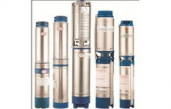 Crompton Submersible Pump by Mittal Tubewell Store