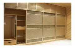 Designer Wardrobe by Touchwood Interior
