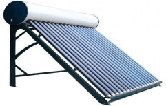 ETC Solar Water Heater by Sunsspotz Planet Private Limited