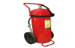 Foam Trolley Fire Extinguisher by Aristos Infratech