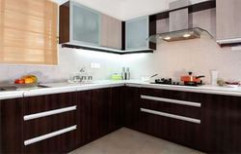 Granite Modular Kitchen by Hema Kitchen & Furniture