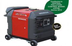 Honda Generating Set Model EU is N2 by Kaleshawari Power Product Pvt. Ltd.