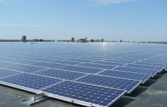 Industrial Solar Panel by Sunsspotz Planet Private Limited