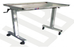 Instrument Mayo's Trolley Over The O.T Table by Surgical Hub
