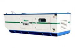 Kirloskar Green Silent Gensets by Sunrise Engineers