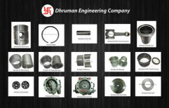 Kirloskar KC/KCX Compressor Spare by Dhruman Engineering Company