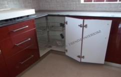 Kitchen Carousel Unit by Trendz Interiorz
