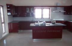 Kitchen Utility Table by Trendz Interiorz