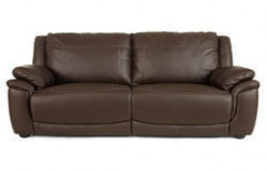 Leather Sofa by Hema Kitchen & Furniture