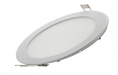 LED Panel Light Round, 24W by Aviot Smart Automation Private Limited