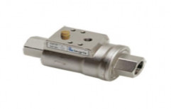 Open Axial Valve by X- Team Equipments Private Limited