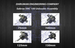 Sabroe SMC 100 Unloading Cylinder Assembly by Dhruman Engineering Company