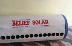 Solar Heater by Belief Energy System