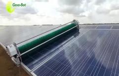 Solar Panel Robot (FN/015/001) by S. K. Robotic LLP