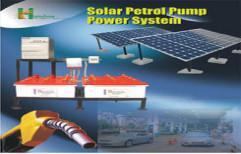 Solar Petrol Pump Inverter by Eco World Solar