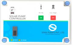 Solar Pump Controller by Span Pumps Pvt. Ltd.