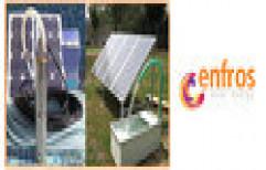 Solar Submersible Pumping by Enfros Solar Energy