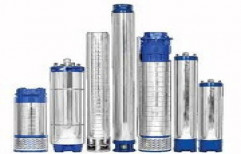 Submersible Pumps by Bhupathi Pumps