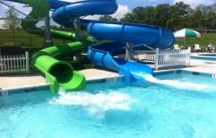 Swimming Pool Slides by Vardhman Chemi - Sol Industries