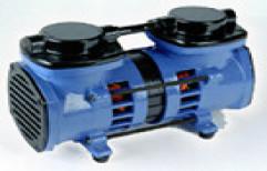 TID-25-S Portable Vacuum Pumps by Technics Incorporation
