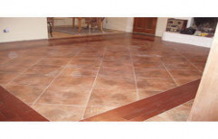 Tile Wooden Flooring by Touchwood Interior
