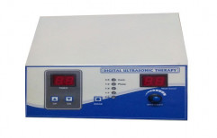 Ultrasound Therapy Machine by Trishir Overseas