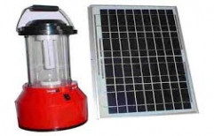10W Solar Lantern by Allied Powercon Systems